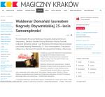 nagroda2015 Magiczny Krakow